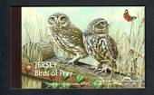 JERSEY 2001 Birds of Prey. Booklet. - 100187 - Booklet