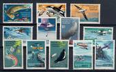 AUSTRALIAN ANTARCTIC TERRITORY 1973 Definitives. Set of 12. - 20912 - UHM