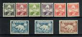 GREENLAND 1938 Definitives. Set of 7. - 21651 - LHM