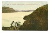 Coloured Postcard by Muir & Moodie of the wonderful Green Lake Rotokakahi near Rotorua. - 246064 - Postcard