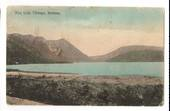 Coloured Postcard of Lake Tikitapu. - 246108 - Postcard