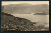 Real Photograph by Aldersley of Lyttelton. - 248322 - Postcard