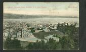 Coloured postcard by Muir and Moodie of Dunedin from Roslyn. - 249122 - Postcard