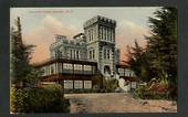 Coloured Postcard of Larnach Castle. - 249156 - Postcard