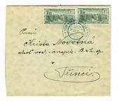 CZECHOSLOVAKIA 1934 Internal cover. - 30460 - PostalHist