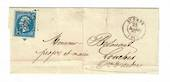 FRANCE 1864 Letter from St Omer. - 30493 - PostalHist
