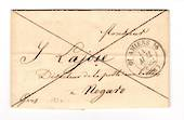 FRANCE 1832 Letter from Amiens to Nogavo. - 30913 - PostalHist