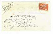 AUSTRALIA 1983 Cover to New Zealand by ETL Montreal International. - 31023 -