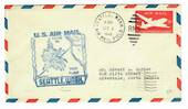 USA 1938 First Flight Cover Route AM 55 from Seattle Washington. - 31051 -