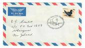 AUSTRALIA 1978 Anniversary of the Flirst Flight from Australia to New Zealand. - 31077 - PostalHist