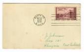 USA 1946 Centenary of the Entry of the Stephen W Kearny into Santa Fe on first day cover. Nice card. - 31155 - FDC