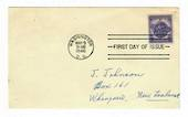 USA 1946 Honouring Discharged Veterans of the Second World War on first day cover. Nice card. - 31157 - FDC