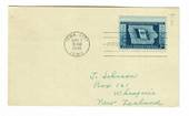 USA 1946 Centenary of the Statehood of Iowa on first day cover. Nice card. - 31158 - FDC
