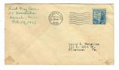 USA 1933 150th Anniversary of the Naturalization of Kosciuzko on first day cover posted from Kosciuzko Kansas. - 31168 - FDC