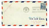 USA 1938 Definitive 11c Grey on first day cover. - 31170 - FDC