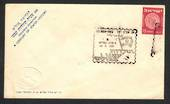 ISRAEL 1951 International Stamp Exhibition A Century of Jewish History. Special Postmark on cover. - 31211 - PostalHist