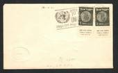 ISRAEL 1951 United Nations. Special Postmark on cover. 12/10/1951. - 31212 - PostalHist