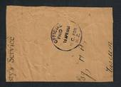 NEW ZEALAND 1951 High Commissioner for New Zealand London. Postmark on piece from Official Mail. OFFICIAL PAID. - 31579 - Postal