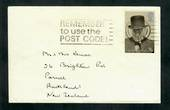 GREAT BRITAIN 1974 Sir Winston Churchill 5½p on commercial cover. - 31709 - PostalHist