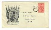 CANADA 1937 Coronation on first day cover. - 32093 - FDC