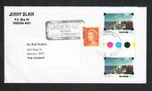 AUSTRALIA 2002 Letter to New Zealand. Cachet Underpaid Postage. - 32219 - PostalHist