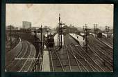 AUSTRALIA Postcard of Sydney Station from the Yards. - 40659 - Postcard