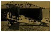 "AUSTRALIA ""Gold"" Postcard of DH50J built in 1928 at Longreach Queensland. - 40828 - Postcard"