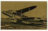 "AUSTRALIA ""Gold"" Postcard of Qantas DH86 of 1935. - 41025 - Postcard"