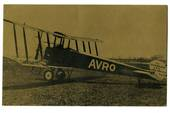 "AUSTRALIA ""Gold"" Postcard of Qantas Avro 504K of1921. - 41027 - Postcard"