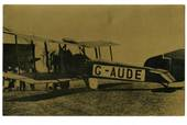 "AUSTRALIA ""Gold"" Postcard of Qantas Armstrong Whitworth FK8 of 1922. - 41028 - Postcard"
