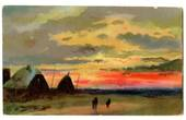 GREAT BRITAIN Art card. Nice painting. - 43756 - Postcard