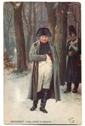 Art card by Tuck of Napolean at age 42. - 43785 - Postcard