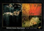 Modern Coloured postcard by PPL of Hastings of Waitomo Caves. - 446405 - Postcard
