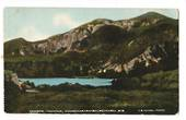 Coloured postcard by R G Marsh of Rainbow Mountain Maungakaramea Waimangu. - 46203 - Postcard