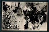 Real Photograph by N S Seaward of Waitomo Caves. - 46450 - Postcard