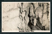 Real Photograph by N S Seaward of Waitomo Caves. - 46452 - Postcard