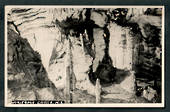 Real Photograph by N S Seaward of Waitomo Caves. - 46458 - Postcard