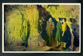 Coloured postcard by Reed of Waitomo Caves. - 46465 - Postcard
