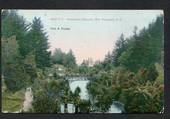 Coloured Postcard by Muir & Moodie of Recreation Grounds New Plymouth. - 47098 - Postcard