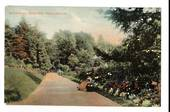 Coloured postcard of Botannical Gardens Gardens Wellington. - 47327 - Postcard