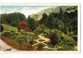 Coloured postcard of Botannical Gardens Wellington. - 47502 - Postcard