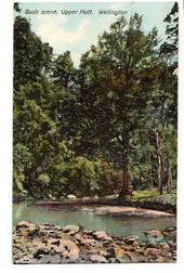 Coloured postcard of Bush Scene Upper Hutt Wellington. - 47782 - Postcard