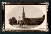 Real Photograph of Catholic Church Hastings. - 47878 - Postcard