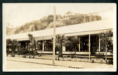 Real Photograph of New Shopping Area Clive Square Napier. - 47934 - Photograph