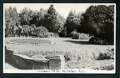 Real Photograph by N S Seaward of Cornwall Park Hastings. - 48057 - Postcard