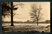 Real Photograph by Aldersley of Winter in Hagley Park. - 48517 - Postcard