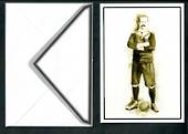 Modern Postcard of Dave Gallaher 1905 All Black Captain. - 49790 - Postcard