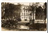 Real Photograph by Aldersley of YMCA Christchurch. - 69882 - Postcard