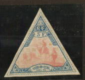 OBOCK 1894 Definitive 5fr Rose and Blue. - 74569 - UHM