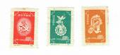 CHINA 1952 Labour Day. Set of 3. - 9657 - UHM